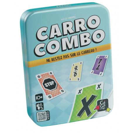 Carro Combo - Jeu de cartes