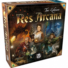Game Res Arcana