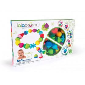 36 perles éducatives et accessoires - Lalaboom