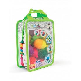 Sac de perles et accessoires 28 pièces - Lalaboom