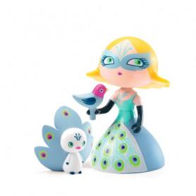 Columba & Ze birds princesse Arty Toys - Djeco