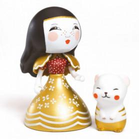 Figurines Mona & Moon princesse Arty Toys - Djeco