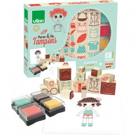 Coffret tampons perso & co