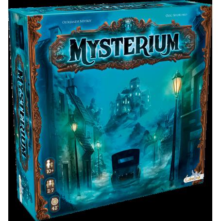 Mysterium - Jeu d'enquête et de coopération