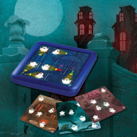 Ghost Hunters - 1 player puzzle game