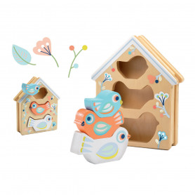 Maison des formes Baby Birdy - Djeco