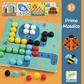 Primo Mosaïco, jeu de mosaïque - Djeco