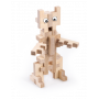 Kit Building in Wood ROBOT