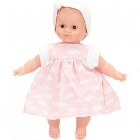 """Léo Ecolo Doll Petit Nuage"""" 25cm"""""""