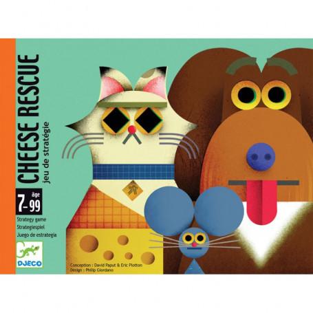 Jeu Cheese rescue - Djeco