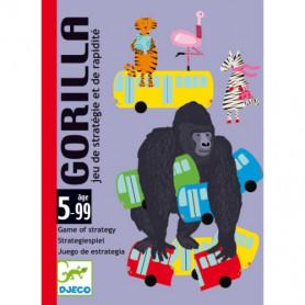 Jeu de cartes Gorilla - Djeco
