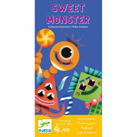 Sweet monster - Djeco