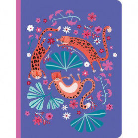 Cahier Asa - Lovely paper Djeco