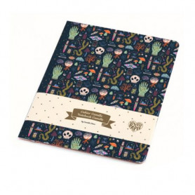 Cahier Camille - Lovely paper Djeco