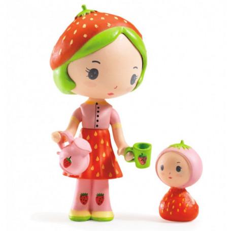 Berry et Lila figurines Tinyly - Djeco