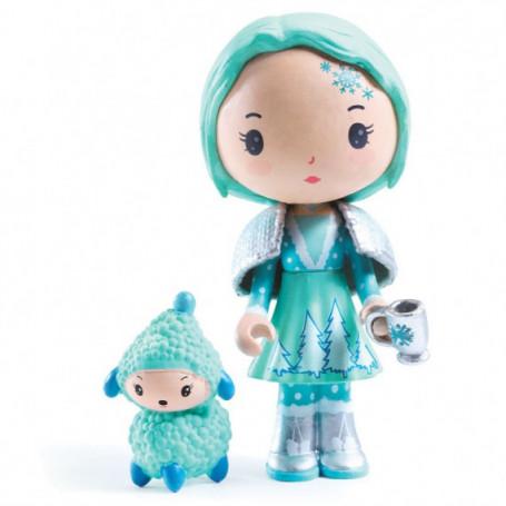 Cristale et Frizz figurines Tinyly - Djeco