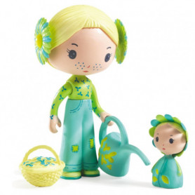 Flore et Bloom figurines Tinyly - Djeco