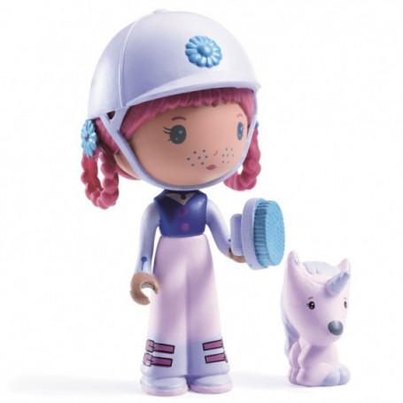 Joe et Gala figurines Tinyly - Djeco