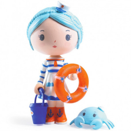 Marinette et scouic figurines Tinyly - Djeco