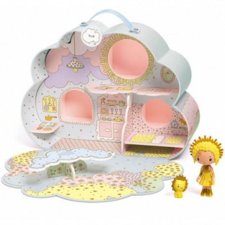 Maison de Sunny et Mia figurines Tinyly - Djeco