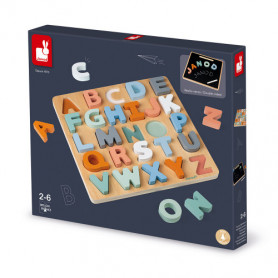 Puzzle Alphabet Sweet Cocoon (bois)