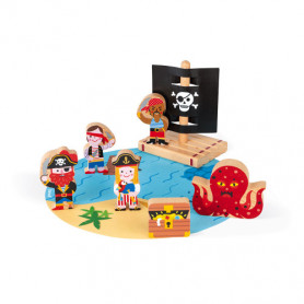 Set Pirates Story (bois)
