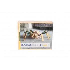 Kapla Coffret araignée 75 planchettes