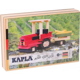 Kapla Coffret tracteur 155 planchettes