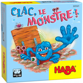 Game Clac, le monstre ! - HABA