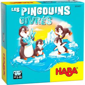 Les pingouins givrés - HABA