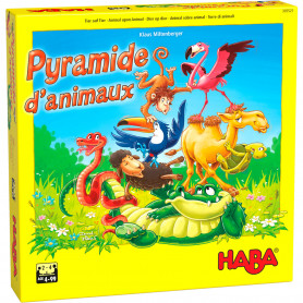 Pyramide d'animaux- HABA