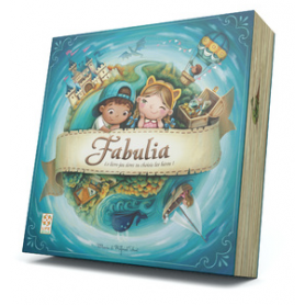 Game Book Fabulia