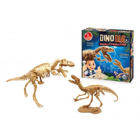 Dinosaures - Dino Dig
