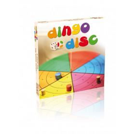Game Dingo Disc