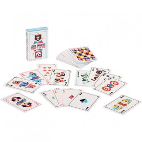 Game Jeux de 54 cartes Ingela P.Arrhenius
