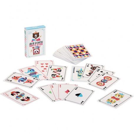 Game Jeux de 54 cartes Ingela P.Arrhenius