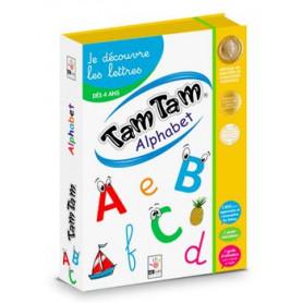 Game Tam Tam Coffret Alphabet