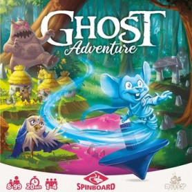Game Ghost Adventure