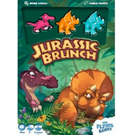 Game Jurassic Brunch
