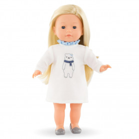 WINTER DRESS - FOR MA COROLLE DOLL