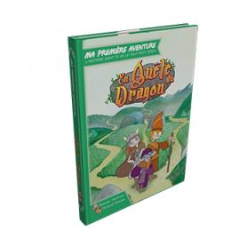 Livre jeu Ma Première Aventure : En quête du dragon