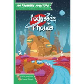 Livre jeu Ma première aventure : L'odyssée du Phobos