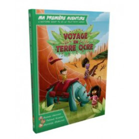 Game Book Ma première aventure : Voyage en terre ocre
