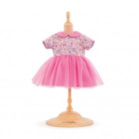 Pink dress - Mon premier poupon baby doll