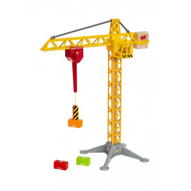 Light Up Construction Crane