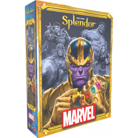 Game Splendor Marvel