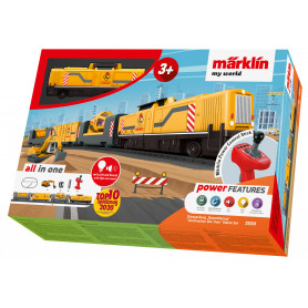 Coffret de départ Train de chantier - Märklin my world