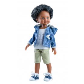 Boy doll - Cayentano - 32cm