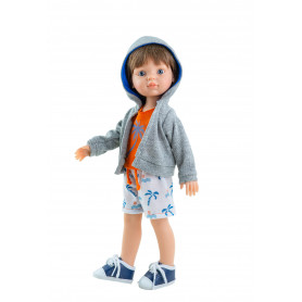 Boy doll Vicente - 32cm