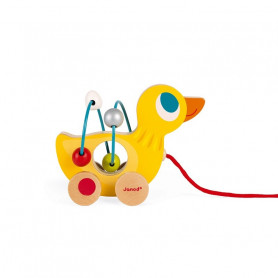 Mini loops Yellow Duckling - First Toy